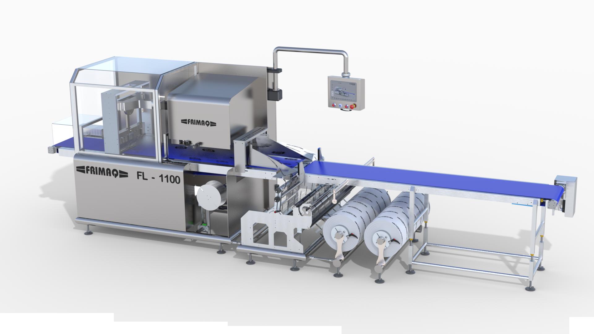 Flow embolsadora FLT-110