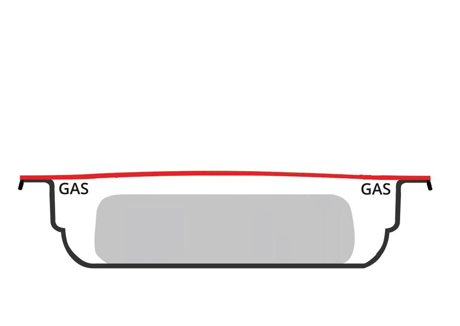 203 GAS TS